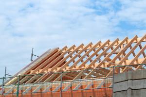 Bei der Baufinanzierung ist eine Zinsbindung üblich.