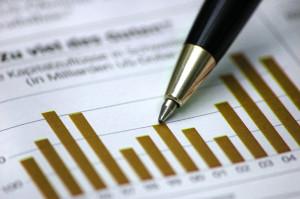 Bedenken Sie bei der Aufnahme von einem Forward-Darlehen die mögliche Zinsentwicklung.